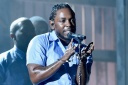 Kendrick Lamar performing The Blacker the Berry from TPAB at the 2015 Grammys. Photo by Kevork Djansezian/Getty Images